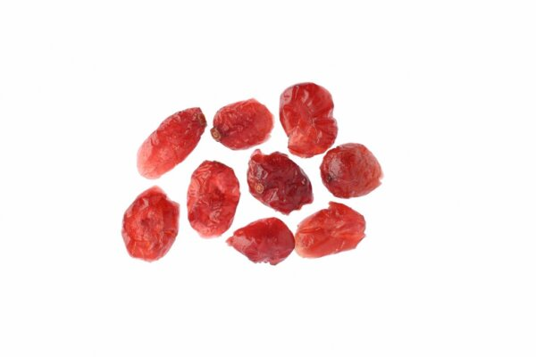 Αποξηραμένα Cranberries χωρίς ζάχαρη