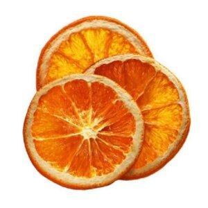 Πορτοκάλι αποξηραμένο σε φέτες χωρίς προσθήκη ζάχαρης
