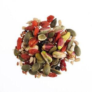Ενεργειακό μείγμα σπόρων & αποξηραμένων φρούτων Σαλάτας