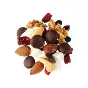 Ενεργειακό μείγμα σπόρων & αποξηραμένων φρούτων choco energy