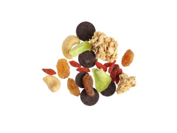 Granola choco energy αντιοξειδωτική