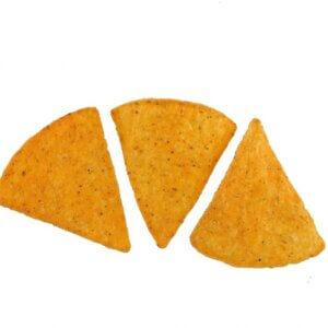 Tortillas chips cheese
