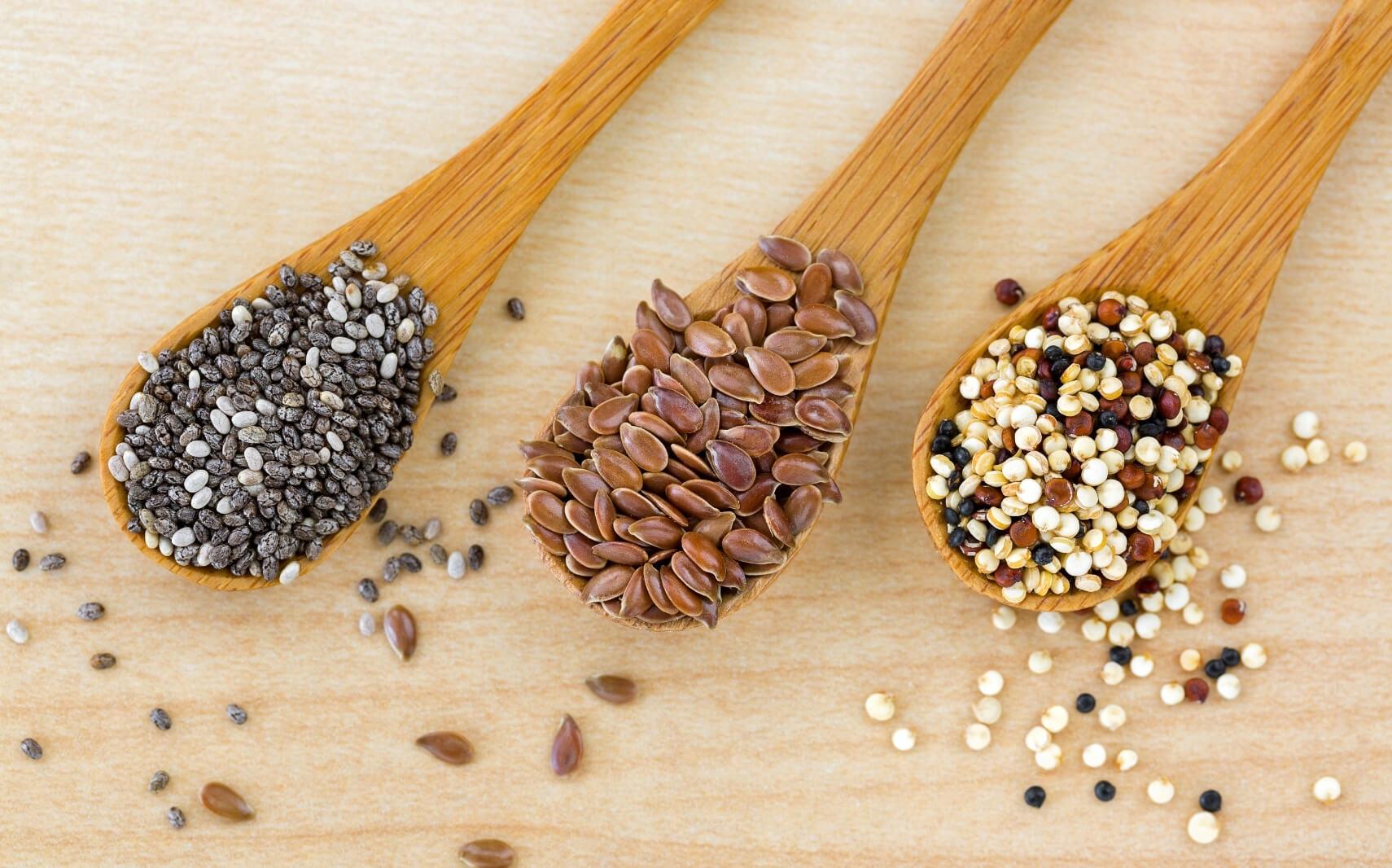 Σπόροι δημητριακών